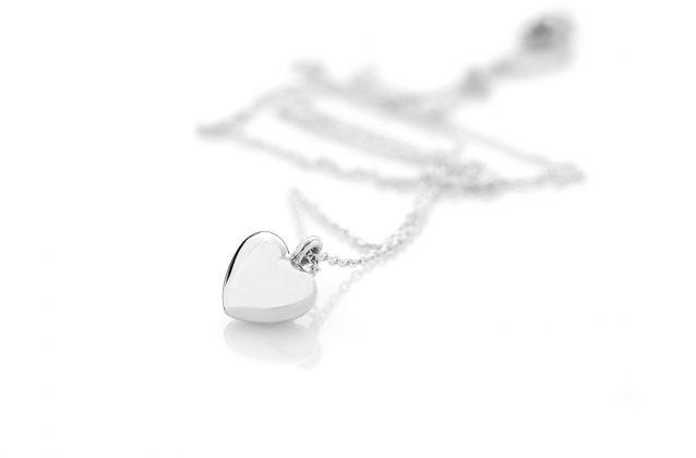 heartneclace-silver